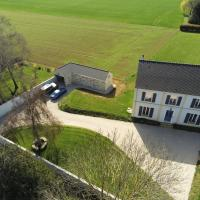 Maison Bourgeoise 30 mins from Paris