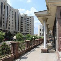 Уютная квартира с террасой в ЖК Аль-Фараби