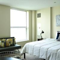 Business Ready King Bed High Rise