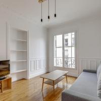 2 Bedroom flat near the Eiffel Tower