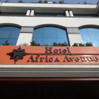 Africa Avenue Safdarjung Enclave