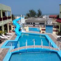 Hotel Playa y Restaurante Juan el Pescador en Tecolutla