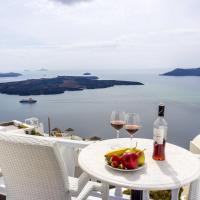 Santorini View Studios - Firostefani Caldera