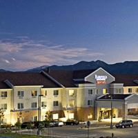 Fairfield Inn and Suites by Marriott Colorado Springs North Air Force Academy