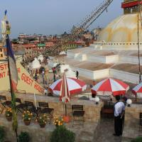 Boudha Stupa View Guest House