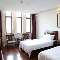 GreenTree Inn JiangSu HuaiAn LianShui Bus Station ZhanQian Square Express Hotel
