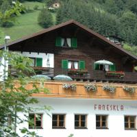 Hotel-Pension Faneskla