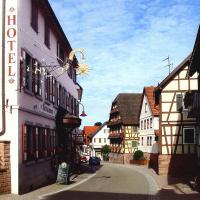 Hotel - Restaurant - Metzgerei Sonne