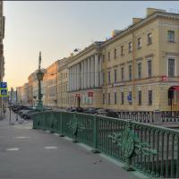 Apart Hotel on Italianskaya 1