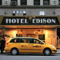ホテル エジソン タイムズ スクエア