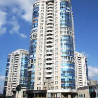 Aquamarine Apartment on Radishcheva 18