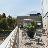 Okko Hotels Grenoble Jardin Hoche