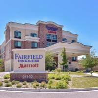Fairfield Inn & Suites by Marriott Denver Aurora/Parker