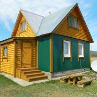 Cottage Baikalskaya Podkova