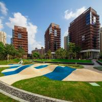 Green Court Serviced Apartment-Green City International