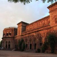 Raj Niwas Palace Dholpur