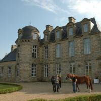 Hotel The Originals Château du Bois Guy (ex Relais du Silence)