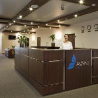 Отель AVANT