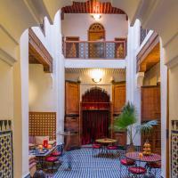 阿提克摩洛哥傳統庭院住宅酒店