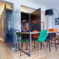 B&B - Apartment - Peace in the City