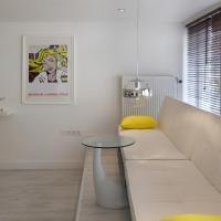 Nicolaas Amsterdam apartment