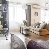 Daily Rooms Apartment at Kievskaya
