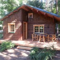 Ferienhaus Waldwichtel am Wald und See