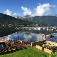 Solstrand Fjord Holiday