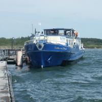 Gretha van Holland Hotelschiff