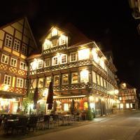 Fachwerk-Hotel Eisenbart