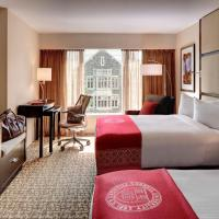 The Statler Hotel at Cornell University