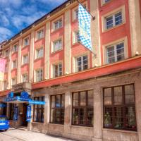 Euro Youth Hotel Munich