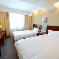GreenTree Inn Henan Zhoukou Luyi Ziqi Avennue Business Hotel