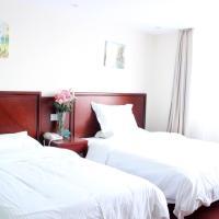 GreenTree Inn Jiangsu HuaiAn Lianshui Jindi International Garden Business Hotel
