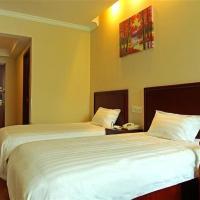 GreenTree Inn Jiangsu Yangzhou South Yangtze River Road University City Express Hotel