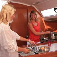 Oceanis 37 Sailing Yacht