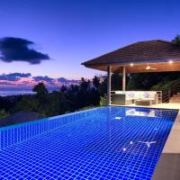 Sunset Heights - Multi Level Seaview Villa