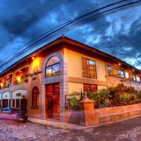 Plaza Magdalena Hotel