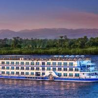The Oberoi Philae Nile Cruise - Every Wednesday 6 nights - Every Saturday and Tuesday 4 nights