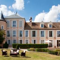 Hotel The Originals Hôtel Saint-Laurent (ex Relais du Silence)