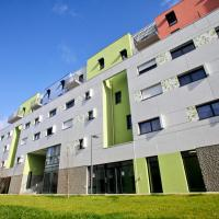 Odalys Appart'Hotel Le Jardin des Lettres – Tours