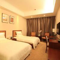 GreenTree Inn Beijing Hotel Lin Cui Road Business Hotel