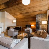 Apartment PRIVÀ Alpine Lodge PENT4