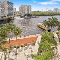 Waterfront Suite - Walk to Beach