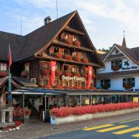 Swiss-Chalet Lodge