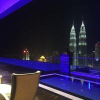 Premium suites in KLCC area