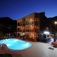 Kleopatra Apartments Icmeler