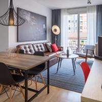 Habitat Apartments Hot Jazz