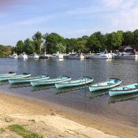 Hampton Court - Riverside View