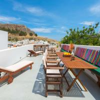 Luxury Villa Eftihia Lindos